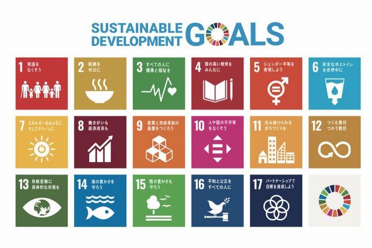 SDGs...